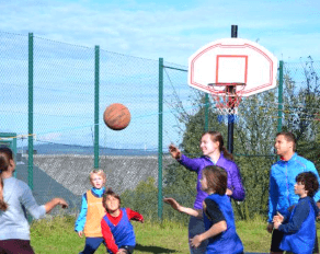 Basketball Kinder Move-It Camp