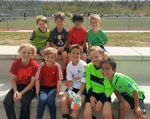 Feriencamps FC Rheinsüd Köln