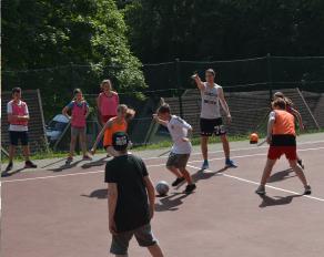 Feriencamps Fußball