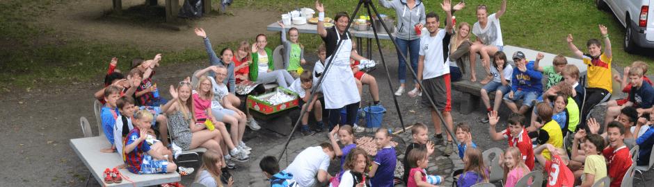 Move-It Sportcamps (8-14 Jahre)