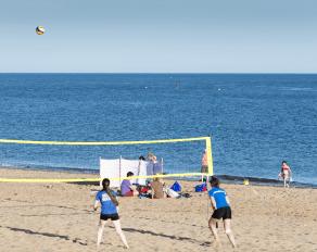 Move-It England Beachvolleyball